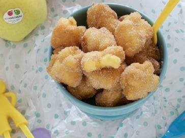 Italian Carnival Fritters<br>with Apples