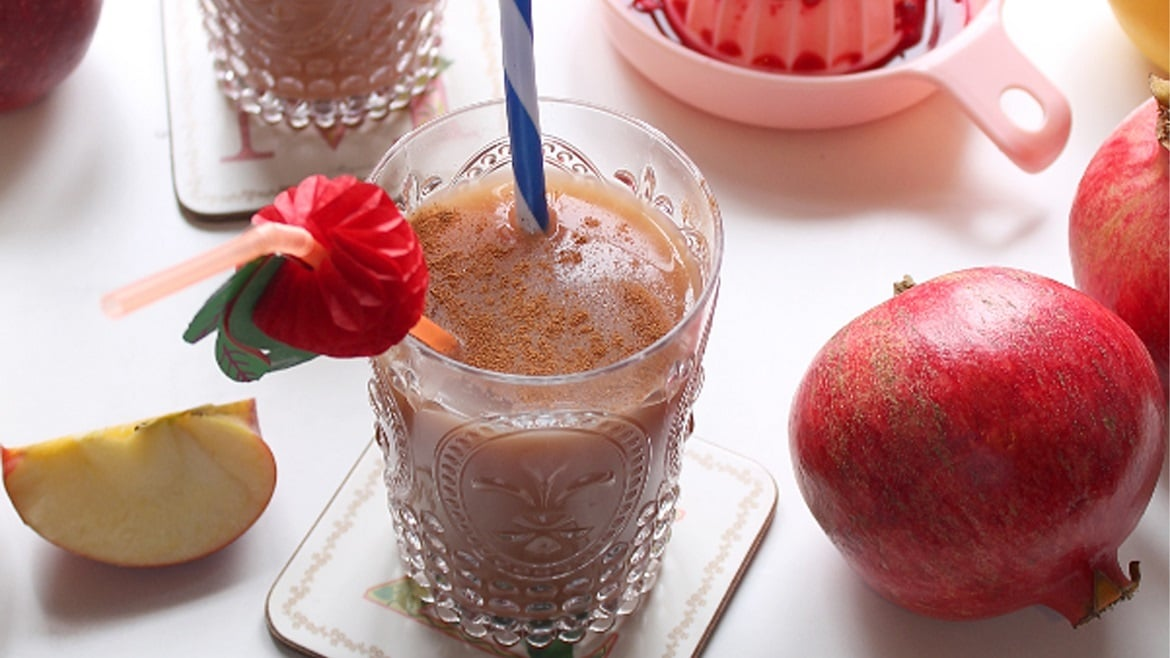 Apple - Pomegranate Drink