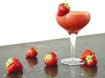 Strawberry Gold Smoothie