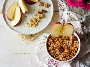 Apple and Cranberry<br>Granola
